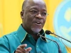 John Magufuli