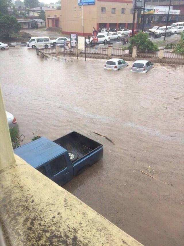 Malawi Floods 2