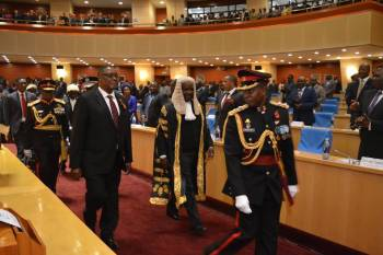 Malawi Parliament Peter Mutharika