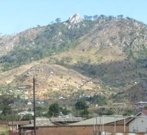 Soche hills