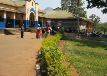 Zomba Central Hospital
