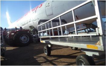 Chileka airport