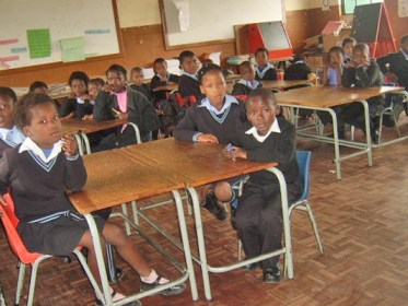 South African school