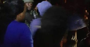 Jessie Kabwila arrested