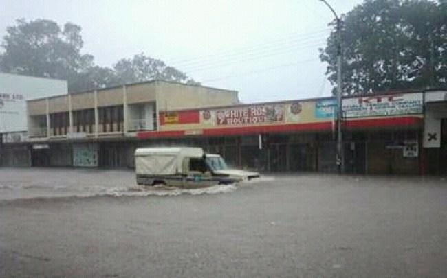 Malawi Blantyre Floods