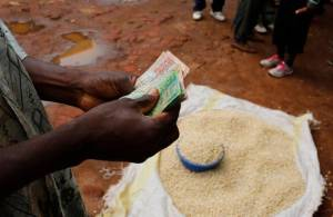 Malawi hunger food crisis