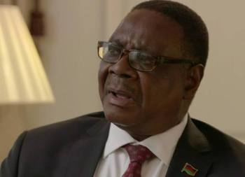 Mutharika facing impeachment calls