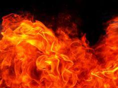 Bangwe Market Fire