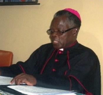 Bishop Peter Musikuwa
