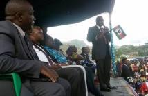Lazarus Chakwera Blantyre Rally