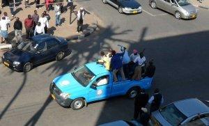 DPP panga wielding cadets