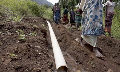 Malawi-irrigation
