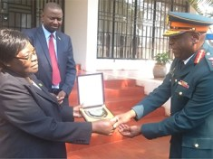 Salome Mwananshiku