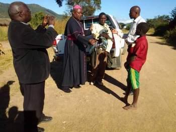Bishop Martin Mtumbuka