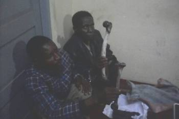 Malawi albino attackers