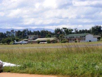 Mzuzu airport