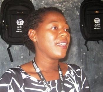 Judith Kumwenda