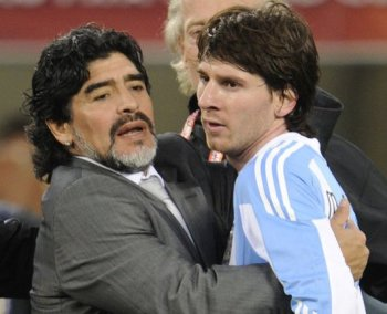Maradona picks Ronaldo over Messi: Anyone who likes football, likes Cristiano
