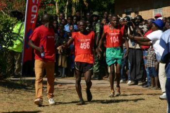 Mulanje Porters Race
