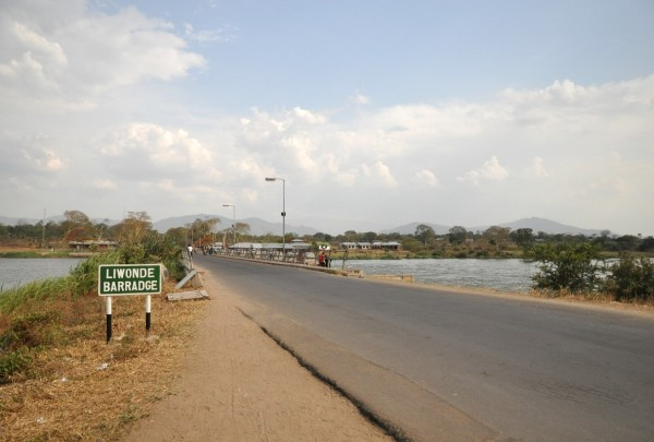 Liwonde-Machinga road