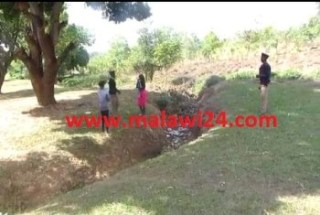 Malawi Police viciously beat university students
