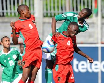 Malawi U-17 lost to Namibia.