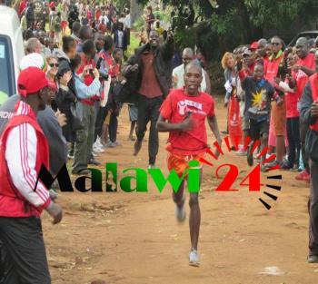 Mount Mulanje Porters Race