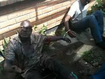 Assaulted by Ralph Kasambara