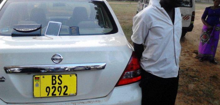 Car thiief