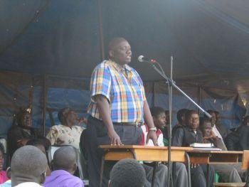 Felix Jumbe