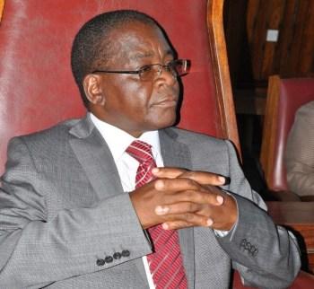 Justice Maxon Mbendera