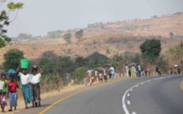 Karonga-Songwe border road