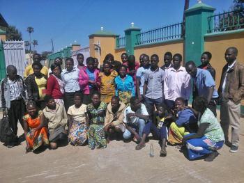 NAPHAM Group photo