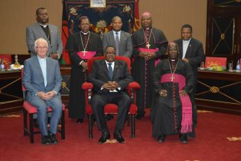 Peter Mutharika, Religious Leaders