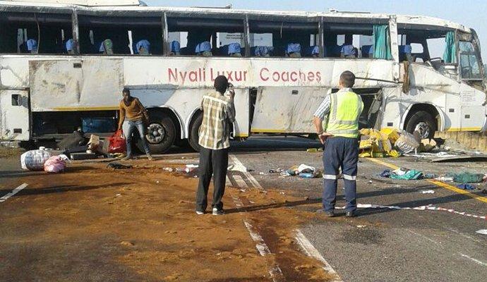 Nyali Luxury coach