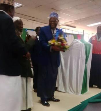 Sheikh Idrissa Muhammad