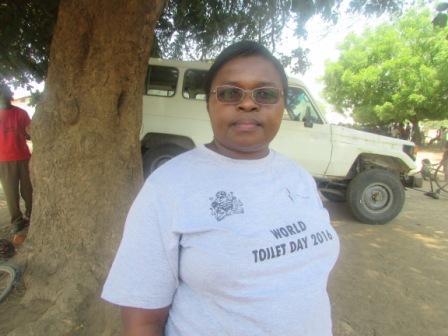 Elizabeth Kwelepeta