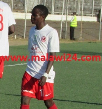 Mkwate remains in the squad.