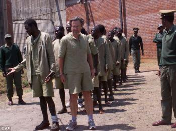 Malawians in Zimbabwean prisons. (Image Credit: Nehanda Radio of Zim Prison.)