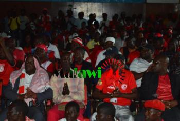 Nyasa Big Bullets supporters