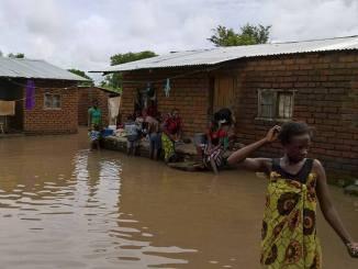 Salima floods