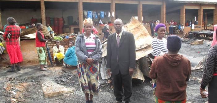 Mzuzu Main Market