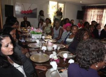 Cross section of women enterprenuers