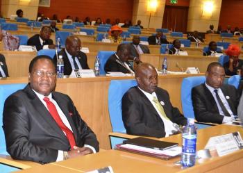Malawi Parliament chakwera
