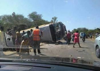 Future Tours bus accident