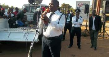 Malawi Immigration Officers