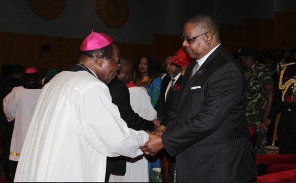President Mutharika misses Malawi independence celebrations following stadium stampede