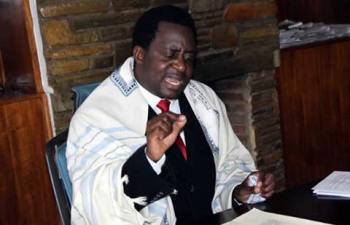 Saviour Chishimba