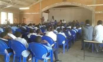 Mzuzu Students