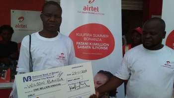 Airtel winner